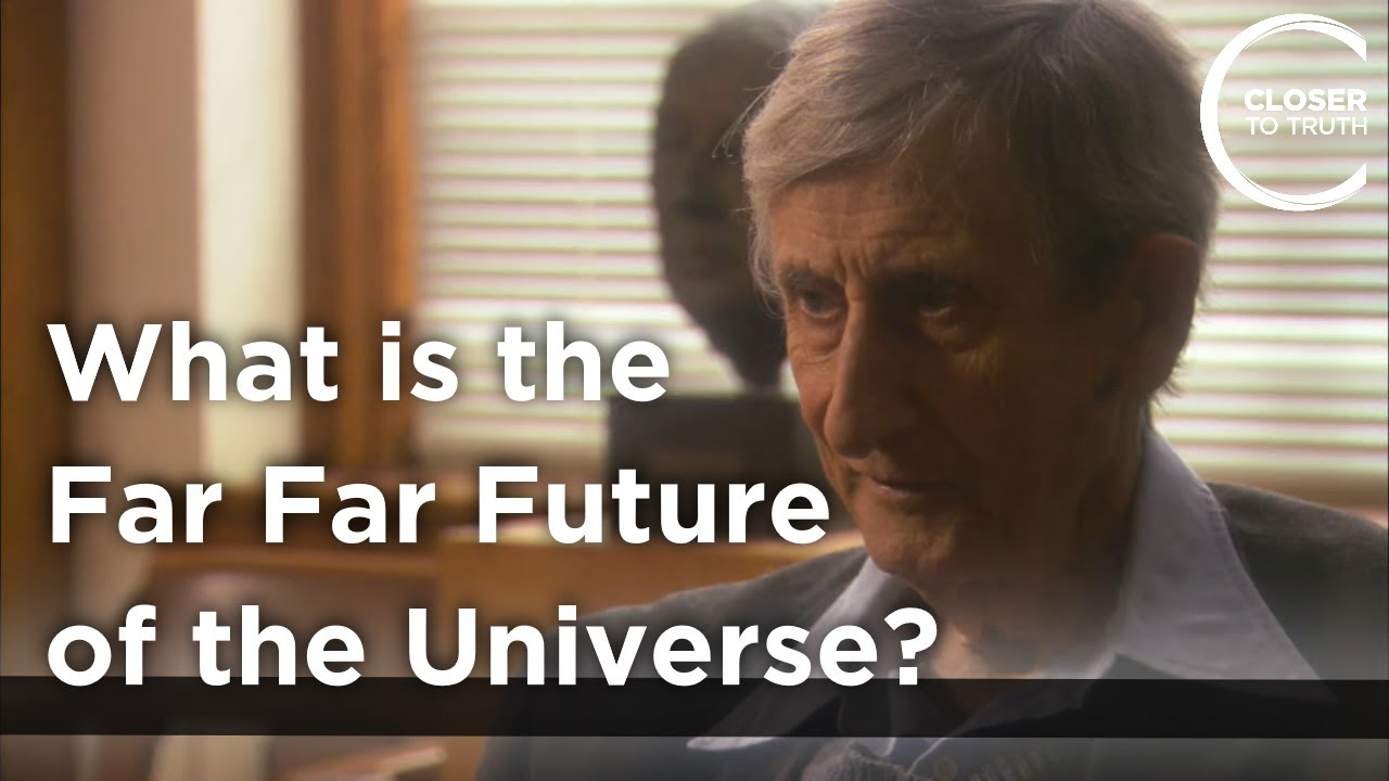 Freeman Dyson – What is the Far Far Future of the Universe?