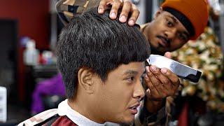 HAIRCUT TUTORIAL: RICHIE LEE'S TAN (STYLE)  CROP TOP / NEXT STEP