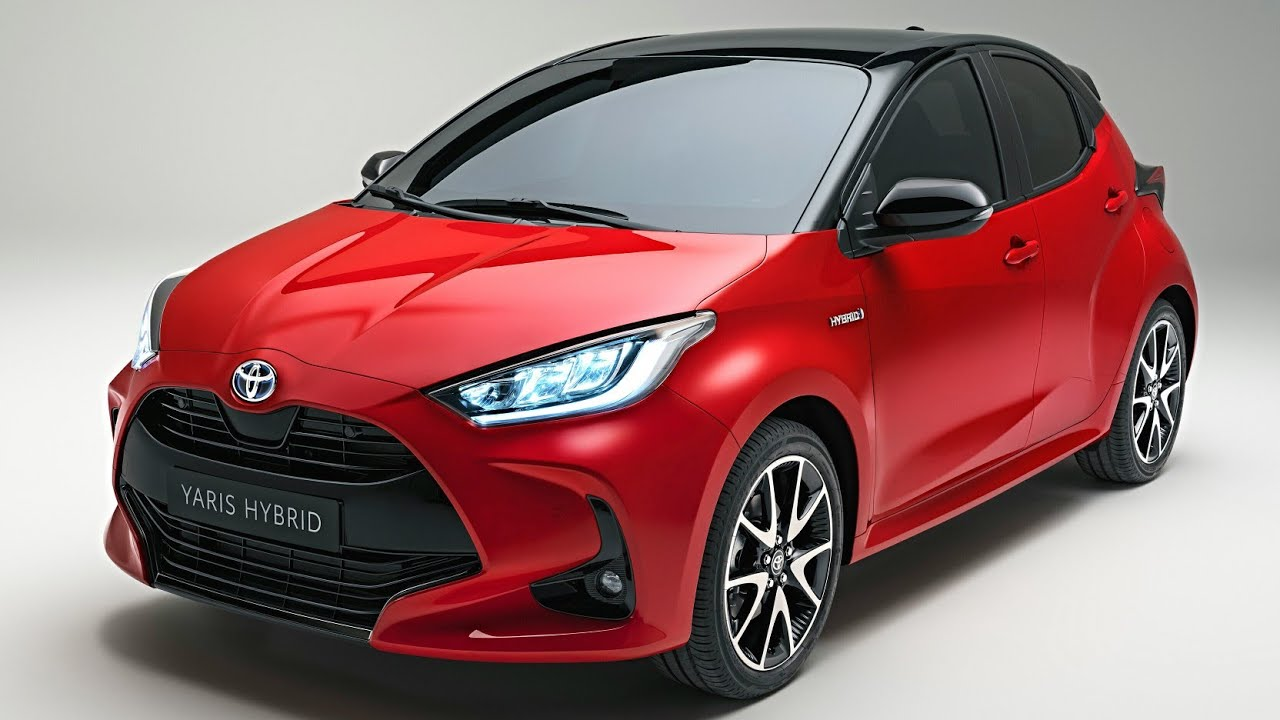 Toyota YARIS 2020 Hatchback - YouTube