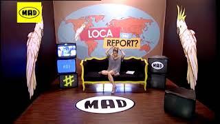 ❅ Loca Report στο Μad TV ❅ (14/9/17)