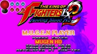 THE KING OF FIGHTERS EX2 HOWLING BLOOD HD