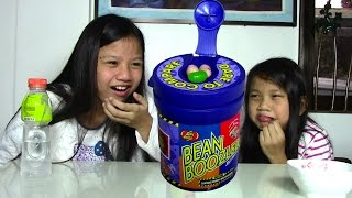 Jelly Belly Bean Boozzled Challenge - Kids
