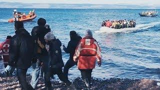 -TRAILER- Landfall: from Lesvos to Idomeni