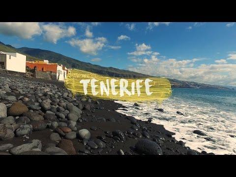 TENERIFE, ISLAS CANARIAS | DJI OSMO