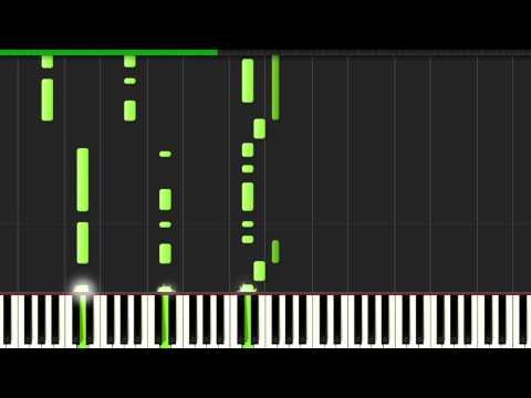 G-DRAGON - 삐딱하게 (CROOKED) Piano Tutorial