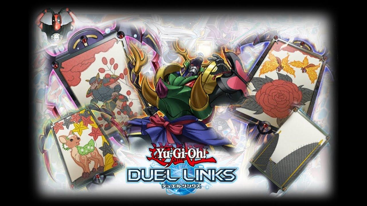 Yu-Gi-Oh! Duel Links / 4Fun Flor Cardian