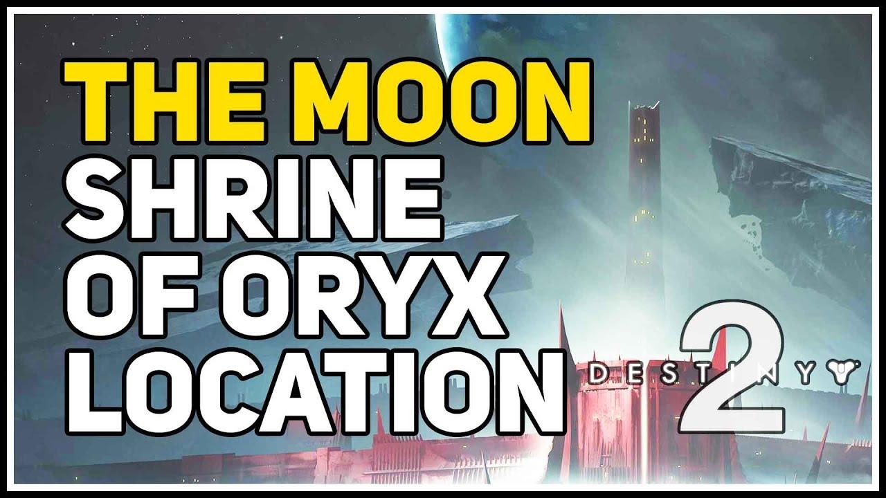 shrine of oryx destiny 2