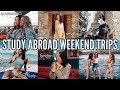 Study Abroad Weekend Trips- How to Plan Cheap Trips in Europe