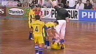 Paraguay vs Colombia final 2003