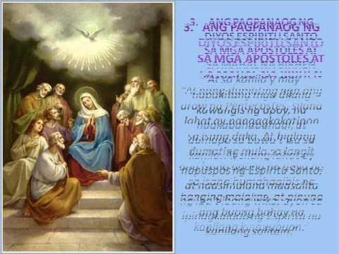 Glorious Mystery_FULL (Tagalog Rosary - Ang Misteryo ng Luwalhati)