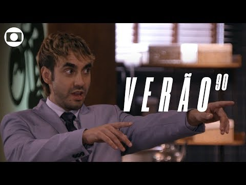 Verão 90: capítulo 127 terça 25 de junho na Globo