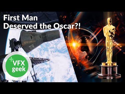 First Man - 2019 Oscar Winner - VFX Overview