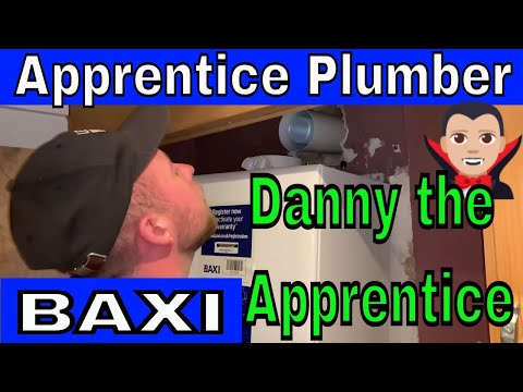 Apprentice Plumber - Boiler Installation - Danny The Devil