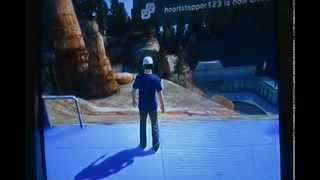 SKATE 3 GLITCHES PS3 TUTORIALS