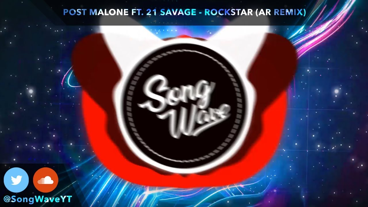 post malone ft 21 savage rockstar ar remix bass boosted youtube. Black Bedroom Furniture Sets. Home Design Ideas