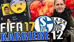 SERGIO AGUERO VEREINSLOS ?!? | HÖWEDES WIRD SHAOLIN ! |  FIFA 17 Karrieremodus FC SCHALKE 04 #12