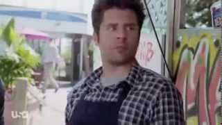 """Psych Season 8 Episode 7 """"Shawn and Gus Truck Things Up"""" Promo"""