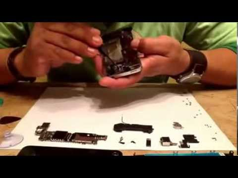 Reparación IPhone 4 Español