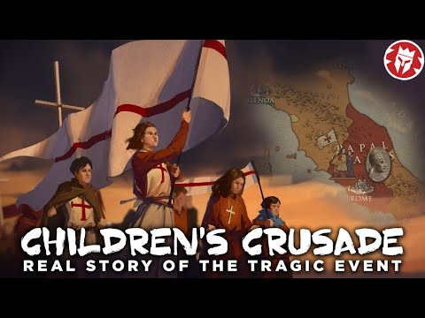 Children's Crusade: Real Story of the Tragic Event