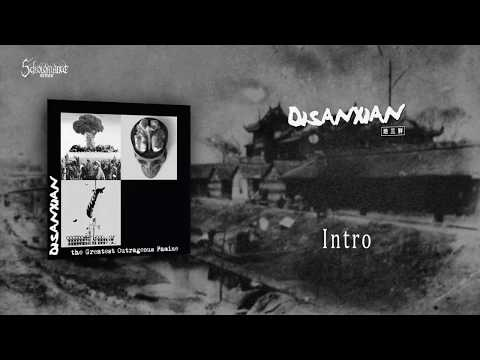 DISANXIAN (地三鲜) - The Greatest Outrageous Famine (極餓非道) | Official Full Album (2017)