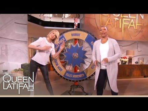 Jenna Elfman s Off Her Dance Skills