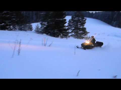 Ski-Doo Skandic SWT V-800 4-TEC