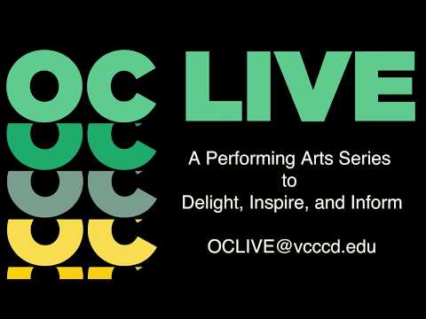 OC LIVE - Flamenco at Oxnard College 9-21 at 6:30pm FREE