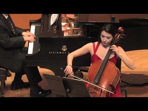 Élégie Op. 24, Gabriel Fauré