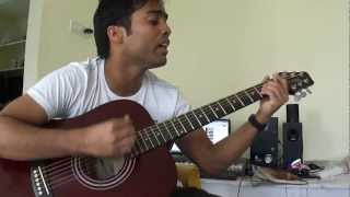 Mann Mera  (Saari Raat Ahen Bharta) Table No 21 guitar cover (chords)