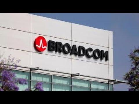 Broadcom-Qualcomm bid may relocate chipmaker to U.S.
