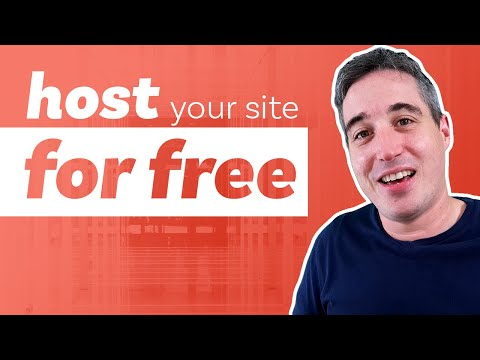 How To Host Your Website For Free