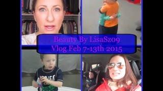 Vlog February 7th Through 13th Lisasz09