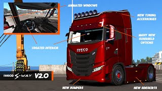 """[""""euro"""", """"truck"""", """"simulator"""", """"1.33"""", """"1.34"""", """"1.35"""", """"1.36"""", """"ets2 1.36"""", """"dx11"""", """"directx11"""", """"euro truck simulator 2"""", """"ets2"""", """"ets"""", """"mods"""", """"scs software"""", """"realistic"""", """"graphics"""", """"ultra"""", """"max"""", """"1080p"""", """"60fps"""", """"Logitech"""", """"g29"""", """"realistic real"""