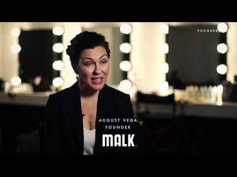 August Vega, MALK Organics | FounderMade