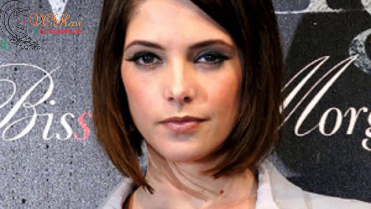 5 kiểu tóc phù hợp với khuôn mặt vuông và góc cạnh| VC Hair