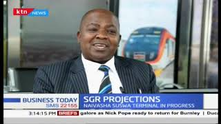 SGR projects a business boom ahead of new Naivasha station