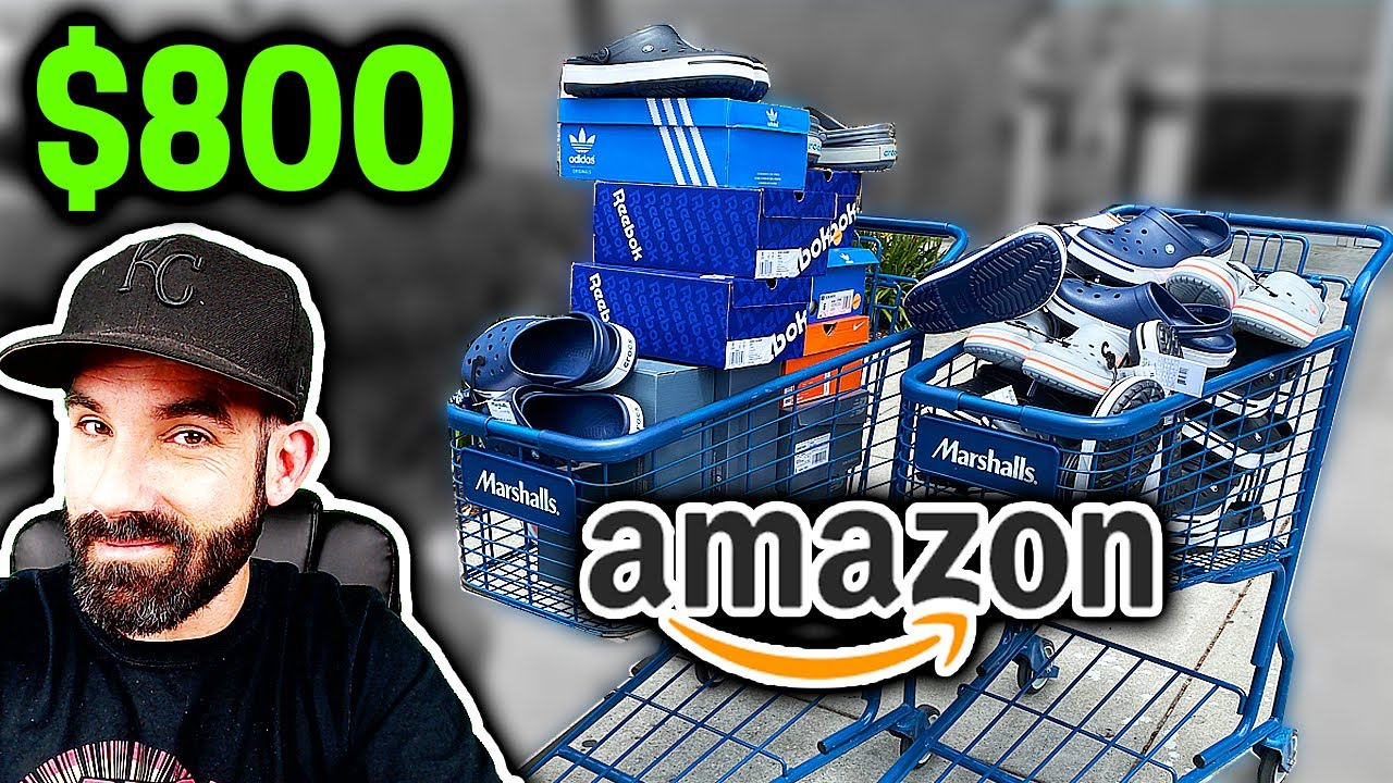 I Bought $794 of Shoes to Sell on Amazon FBA for Profit