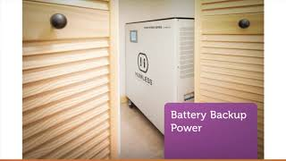 Battery Backup Power By Humless Reliable Power Systems