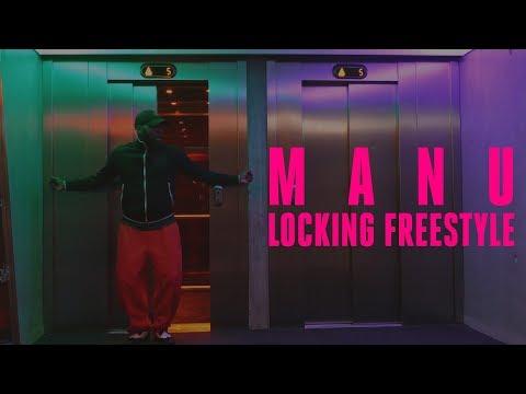 Manu Freestyle - Locking judge - Juste Debout 2019