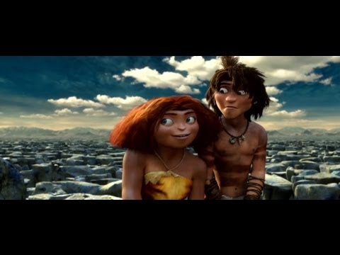 Les Croods : Bande annonce VF HD poster