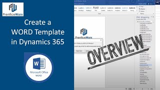 Create a Word Template in Dynamics CRM 2016