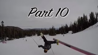 Ski Crash Compilation of the BEST Stupid & Crazy FAILS EVER MADE! PART 10