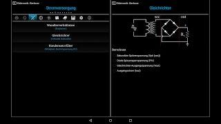 Eine App für Elektroniker
