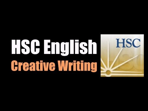 hsc creative writing papers