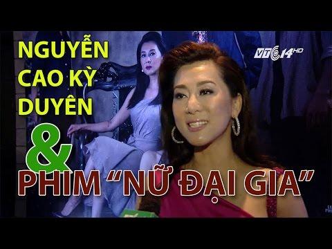(VTC14)_MC Nguyễn Cao Kỳ Duyên vào vai đại gia trong phim đầu tay