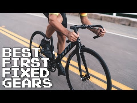 Top 3 Beginner Fixed Gear Bikes for $500 or Less