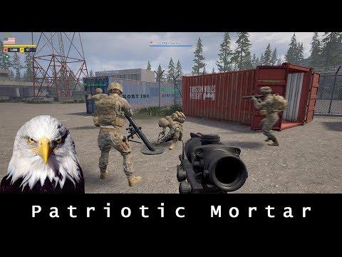 SQUAD 9.4   Patriotic Mortars