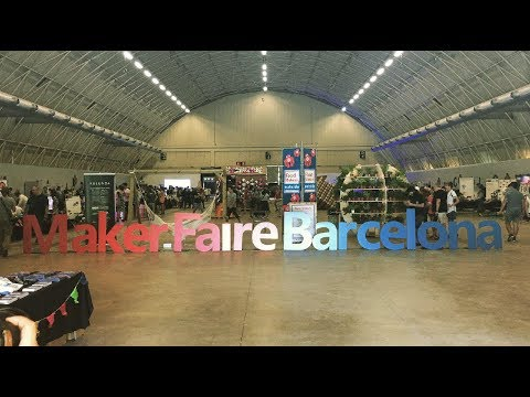 Maker Faire BCN 2017
