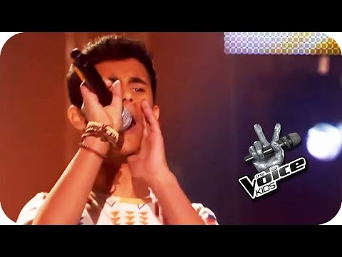 Chiddy Bang - Opposite of Adults (Yassine) | The Voice Kids 2016 | Blind Auditions | SAT.1