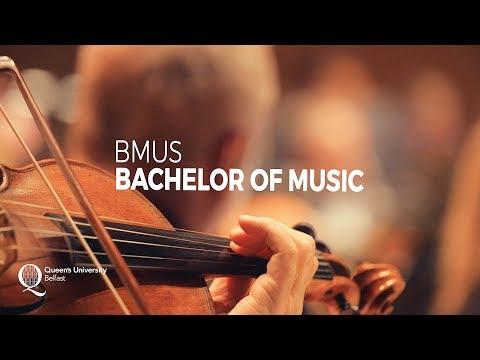 BMus Bachelor of Music - Queen's University Belfast